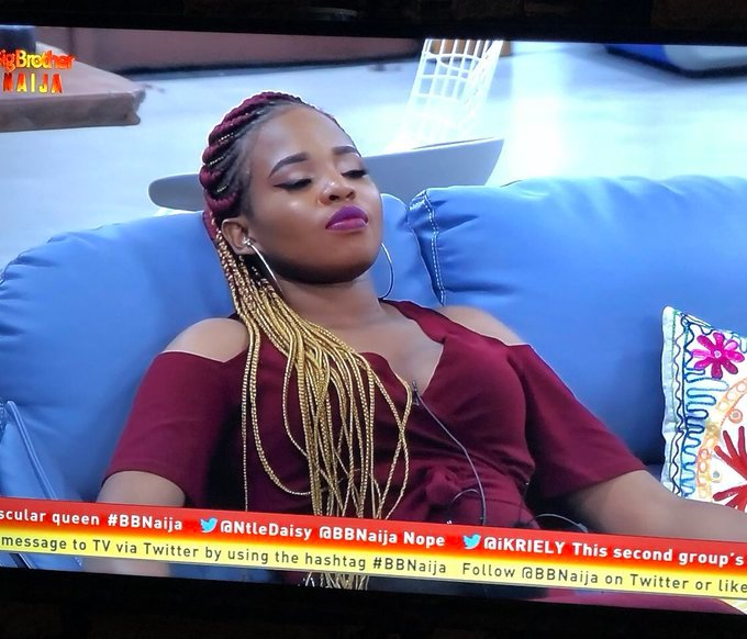 "#BBNaija: ""I Am Here To Steal Boyfriends And Break Up Relationships"" - Cindy (VIDEO)"