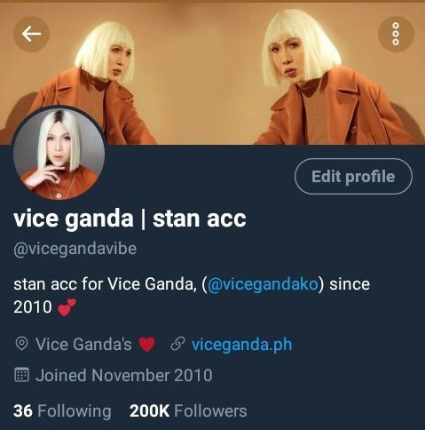 Happy 200k everyone!! Thank you so much. God Bless you all & keep on supporting Vice Ganda!! ☺️❤️
