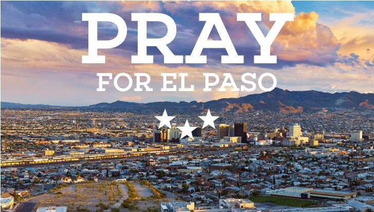 Image result for pray for el paso