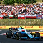 """""""It is amazing to see how many people from Poland came here. I would like to thank them for the great atmosphere and hope that they go home with good memories, as I will do.""""  We echo #RK88's thoughts too, a weekend made epic by his incredible support 👏👏👏  #HungarianGP 🇭🇺"""