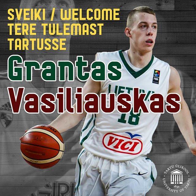test Twitter Media - Täna sai lukku see, et algaval hooajal täiendab meie korvialust 20-aastane leedukas Grantas Vasiliauskas, kes on välja kasvanud BC Žalgiris Kaunas noortesüsteemist.  Mullu Leedu esiliigas korralikku mängu näidanud Vasiliauskas oli sel suvel koos meie eel… https://t.co/yUgPmOETRc https://t.co/U4EaiTOX6f