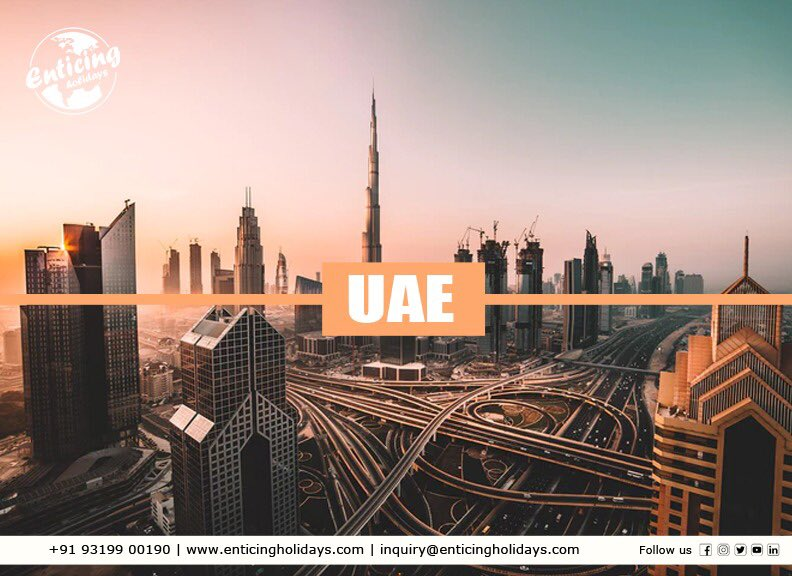 The vast sea, golden sand and the glittering city Dubai has a lot to offer you. Planning a Trip?  Call/Whatsapp: +919319900190  #dubai #dhowcruise #cruise #visitdubai #holidayindubai #tourism #thetour  #travel #vacationpackage #travelagency #enticingholidays #booknowpic.twitter.com/XIKJMA8Wlj
