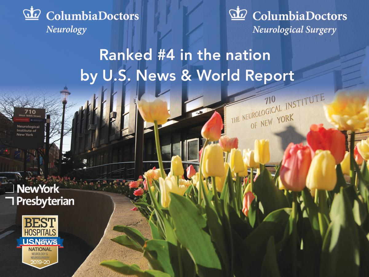 Neurologist New York Columbia