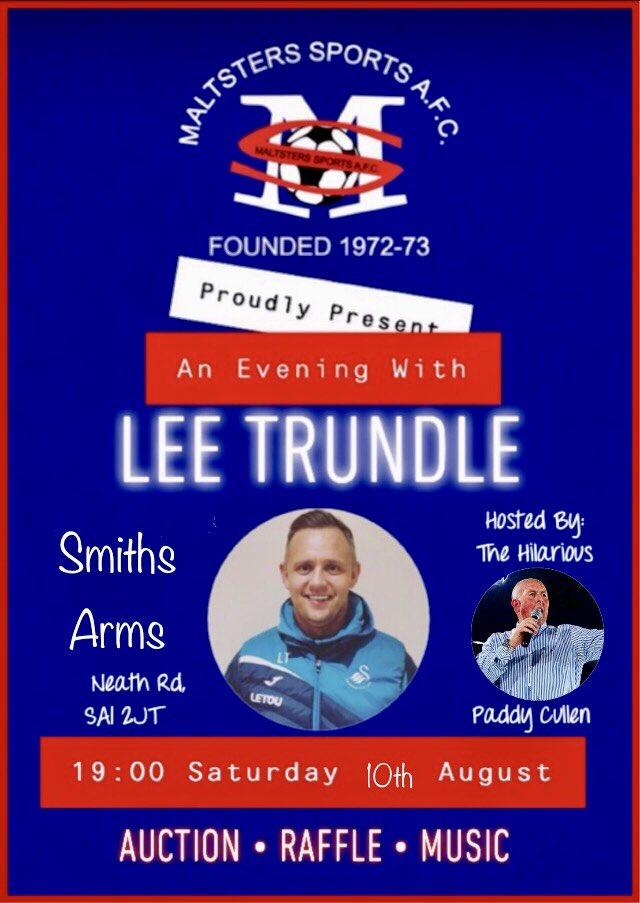 Lee Trundle (@LeeTrundle10) | Twitter