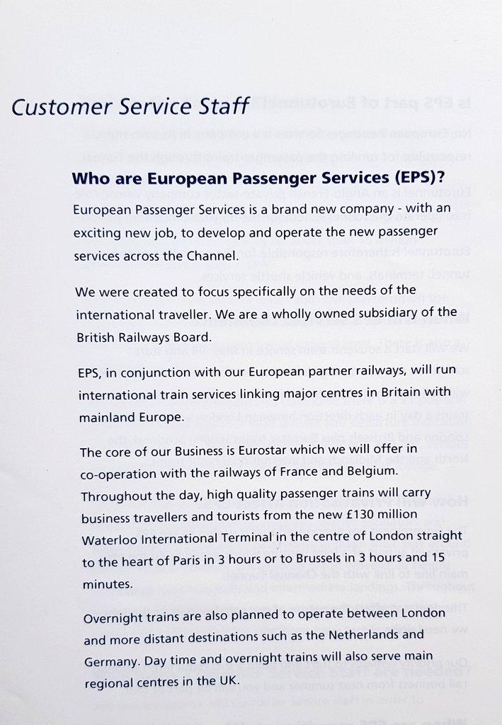 EBIKI5cW4AE8LXb - Eurostar at 25