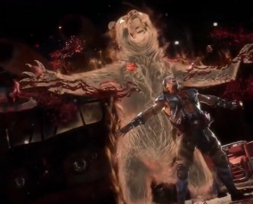 Morta kombat 11 Nightwolf gameplay Trailer dlc mk11 https
