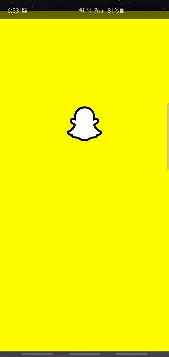 Ishan Agarwal On Twitter Woah What Did They Do The Snapchat Logo