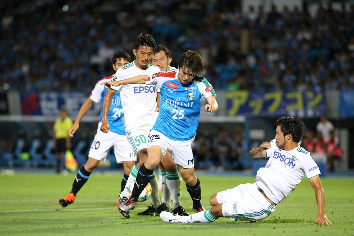 Risultati immagini per 川崎F 0-0 松本