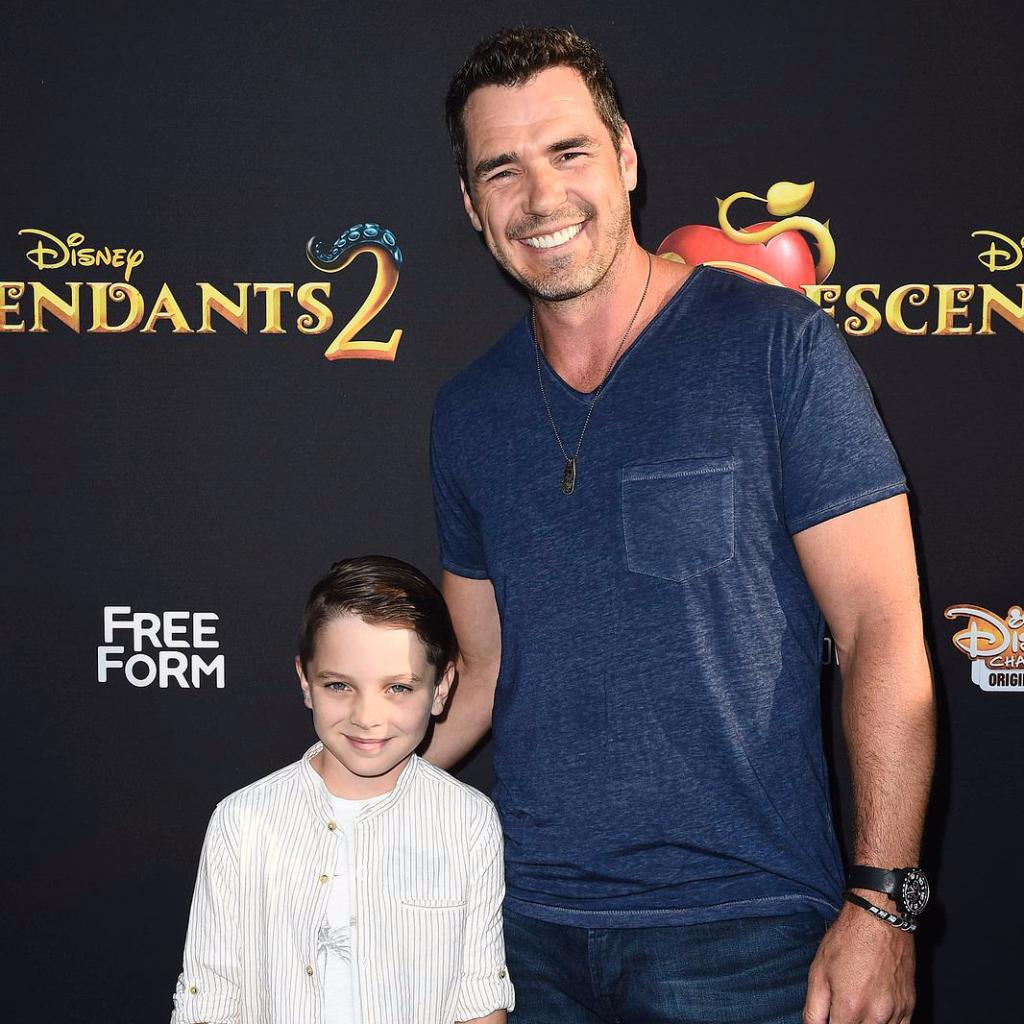 Happy Birthday @actordanpayne! #Descendants3 🤴