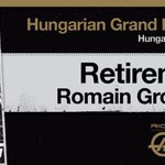 Lap 51/70: Sadly that's the end of @RGrosjean's race. He has a water pressure issue.   #HaasF1 #HungarianGP