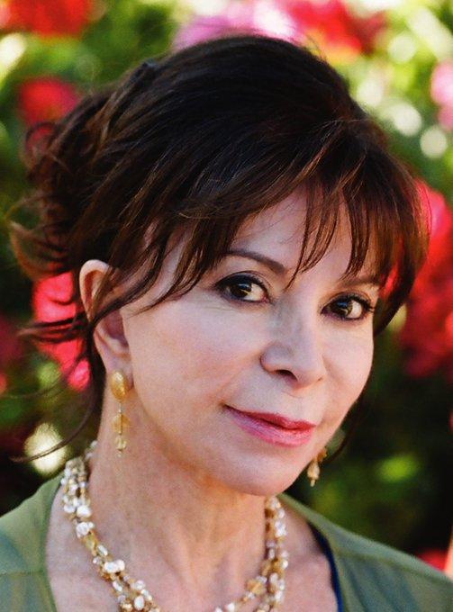 Happy Birthday, Isabel Allende! Admire her, love her works!