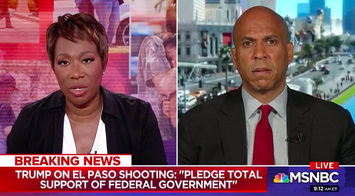 America's politicians talk gun control and presidential blame following two mass shootings