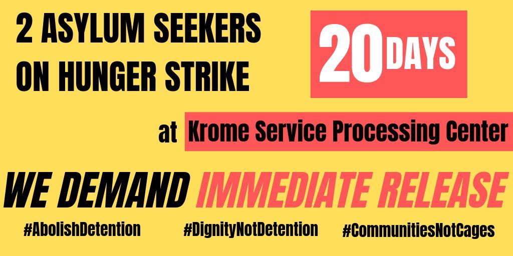 Detainee Solidarity (@dmscelpaso)   Twitter