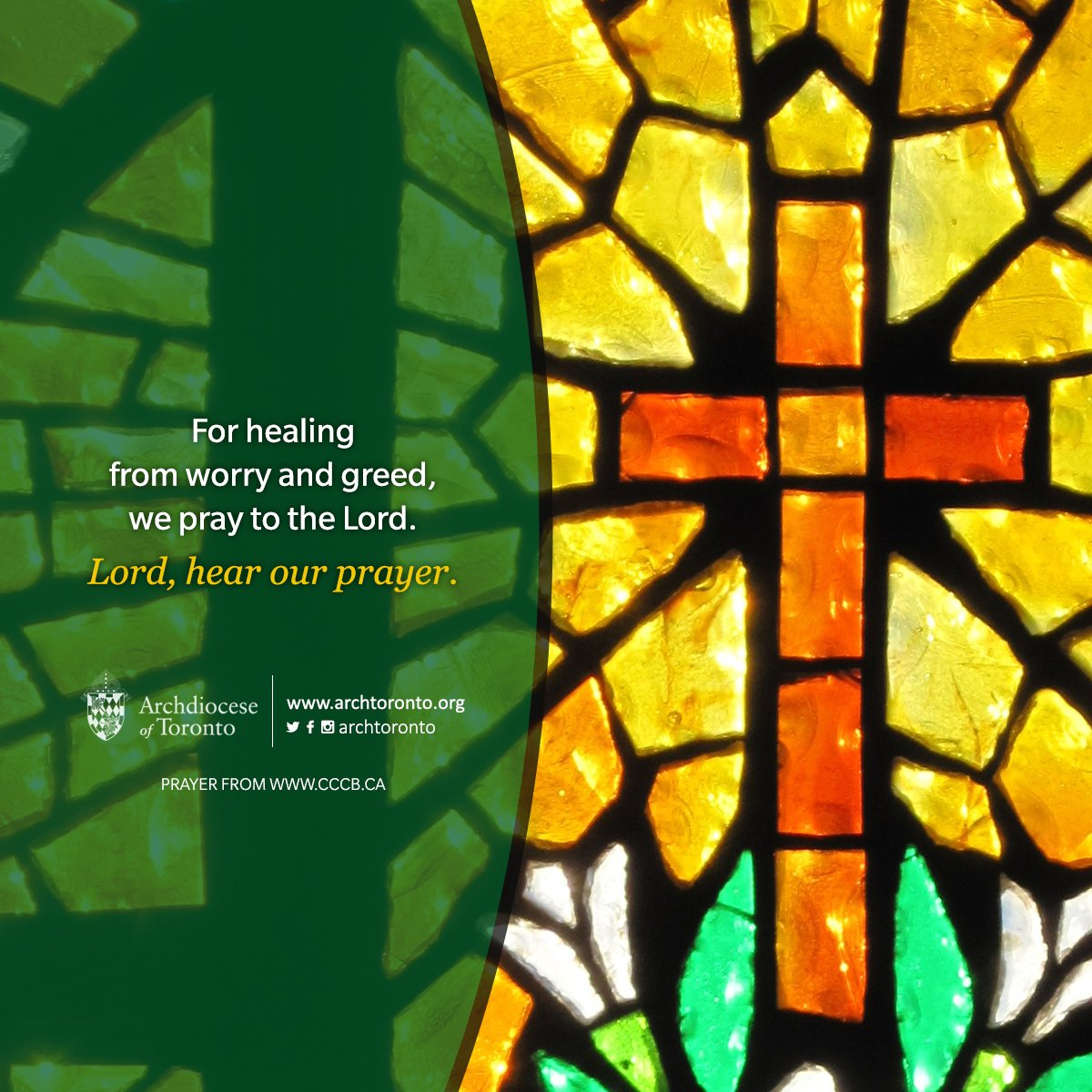 Archdiocese of Toronto on Twitter: