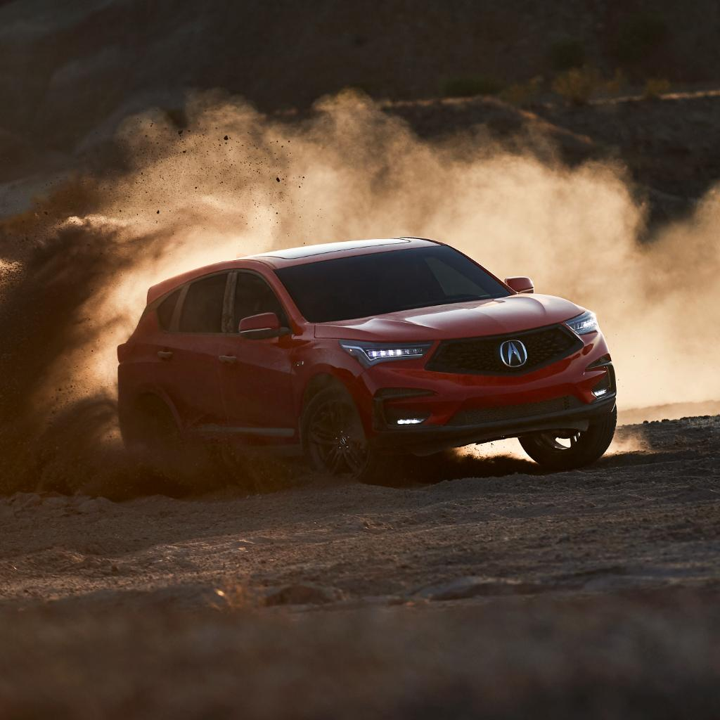 Not afraid to get our shoes dirty. #RDX A-Spec