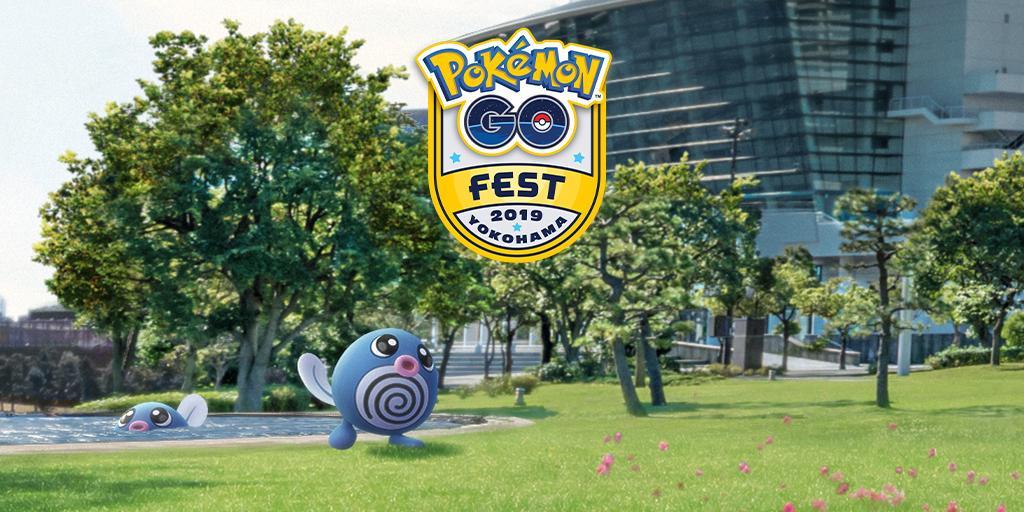 pokemongofest2019 hashtag on Twitter