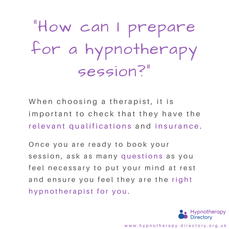 We talk you through what happens in a hypnotherapy session and how to find a hypnotherapist who's right for you 🔍 https://t.co/6fC4bKKhAI https://t.co/nakDXhdLRD