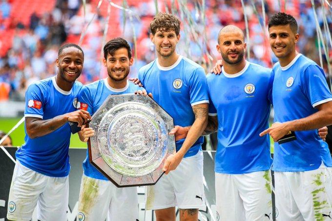 Salah vô duyên, Liverpool nhìn Man City vô địch siêu cúp Anh