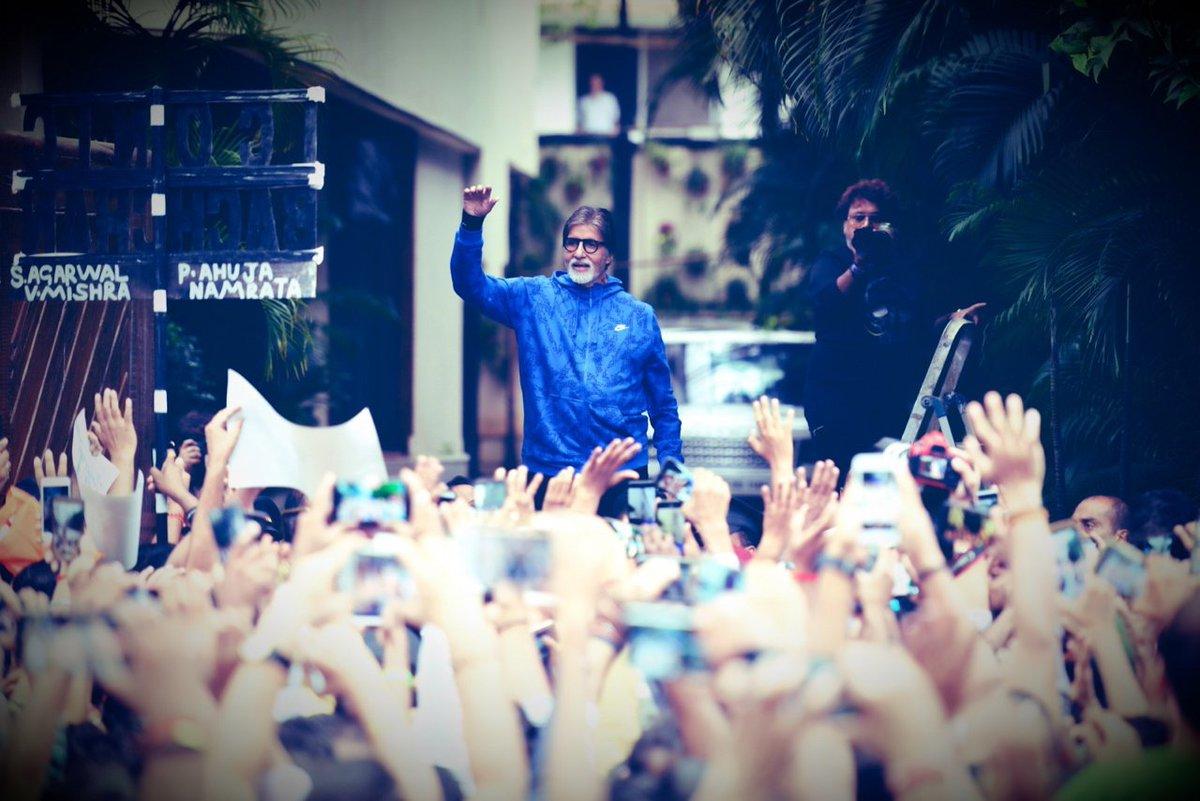 Amitabh Bachchan (@SrBachchan)   Twitter