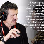 Guenther's summary from the #HungarianGP  Full recap here 👉 https://t.co/ldx3sa3oW1