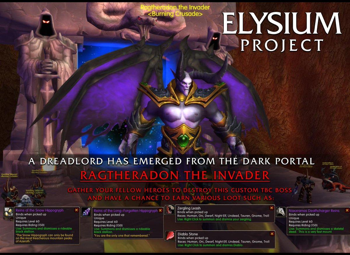 Elysium Project (@elysium_dev) | Twitter