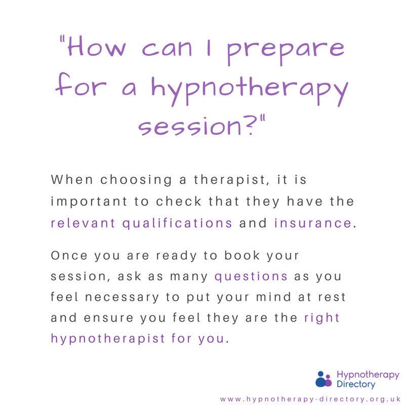 I am fully qualified and registered with the GHR (General Hypnotherapy Register). Fully insured and I'm always open to lots of questions. Plus I think I'm very nice too 😁 https://t.co/hIpHipl4ak