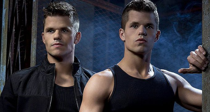 Happy birthday Max and Charlie Carver! The \Teen Wolf\ t