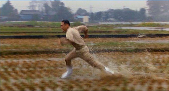 自分的には実写版デビルマンは、田んぼを全力疾走する鳥肌実を見るための映画