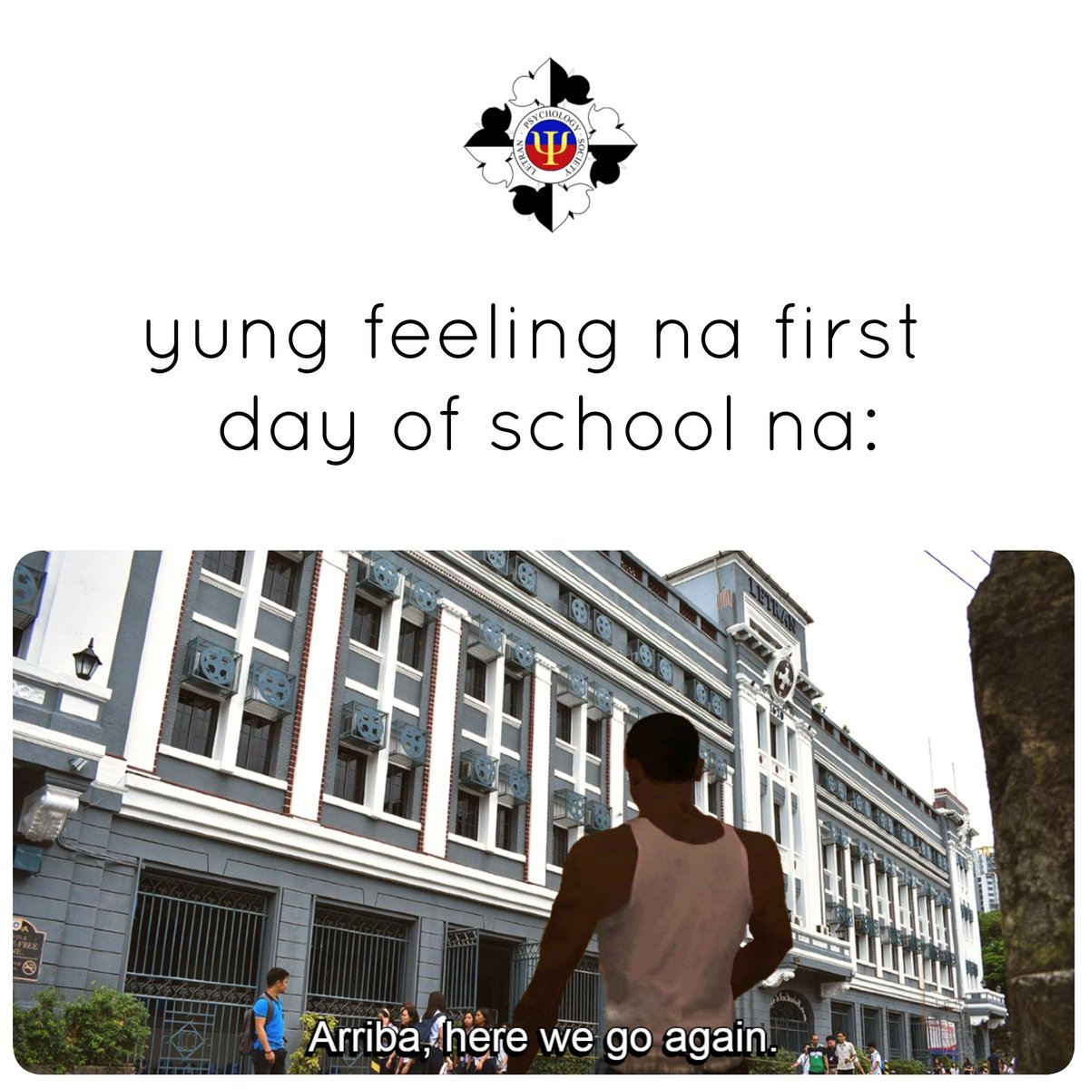 Letran Psychology Society - Official (@thelpsofficial) | Twitter