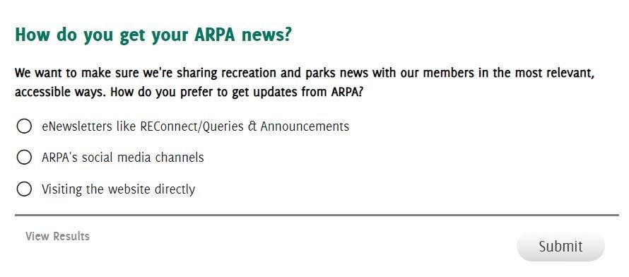 AB Rec & Parks Assn  (@arpaonline)   Twitter