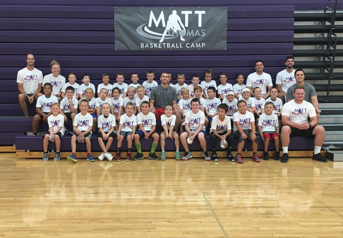 Another successful camp in Norwalk in the books! Thanks to all the coaches, volunteers, and sponsors for making it all possible. Until next year!!