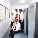 Image for the Tweet beginning: DN Mitra Private Ltd, inaugurated