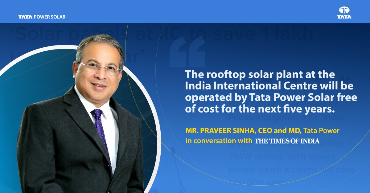 Tata Power Solar - Solar Panel and Other Products Manufacturer in India