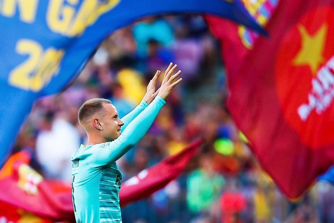What a warm welcome into season 19/20 at our Camp Nou. Thank you Culés - you're great! 🔵🔴