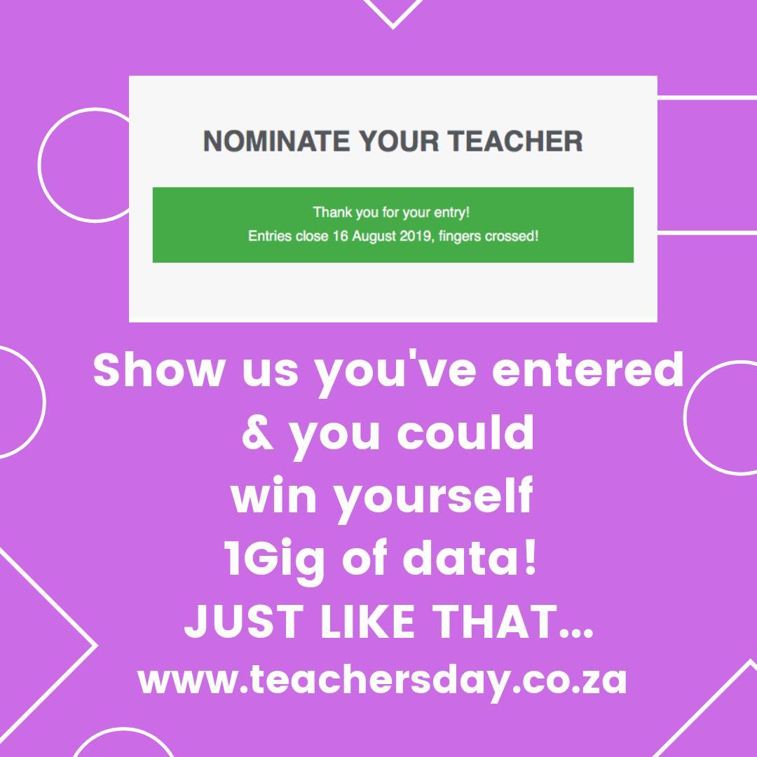 teachersday hashtag on Twitter