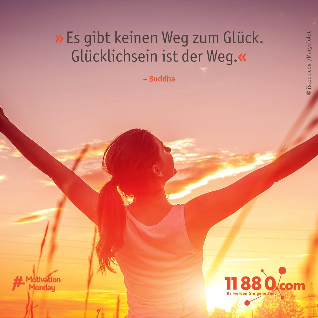 #dawerdensiegeholfen #11880com #motivationmonday #motivation #glueck #glueckseligkeit #buddha https://t.co/6n2sVgEpu1