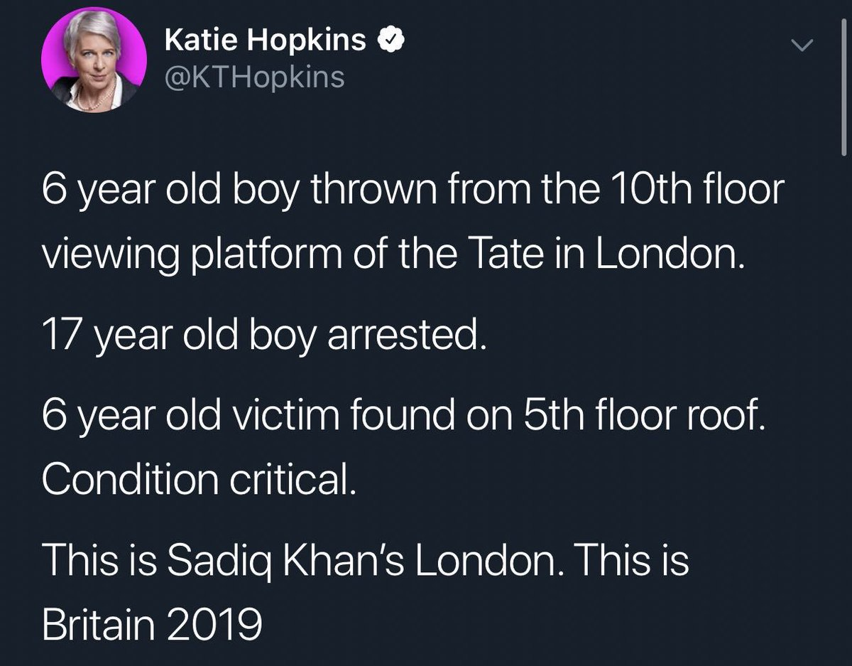 I see Katie is still confusing the role of Mayor with the role of Batman.