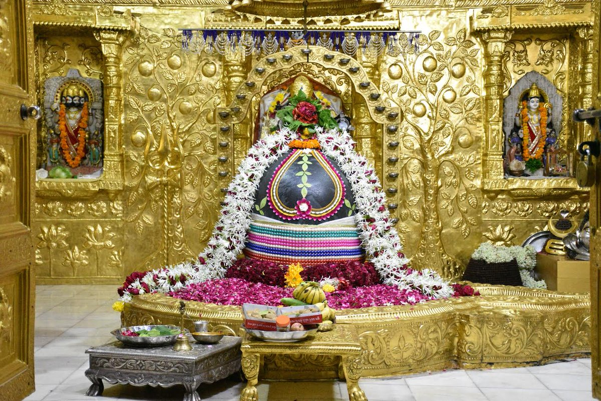 Thousands gather at Somnath temple on Shravan Somvar