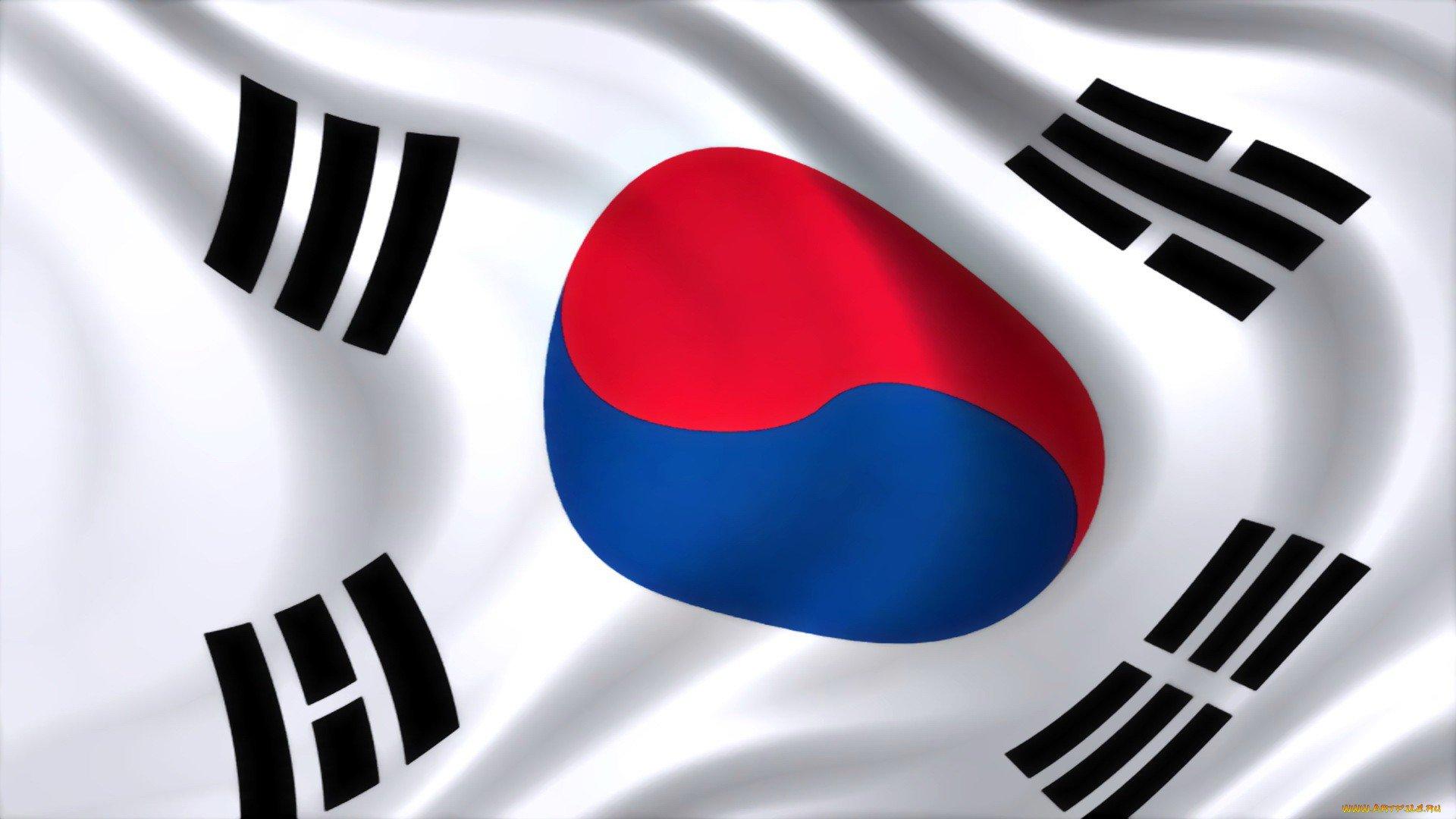 это корея флаг фото база