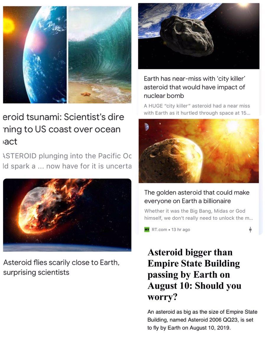 Asteroid Watch on Twitter: