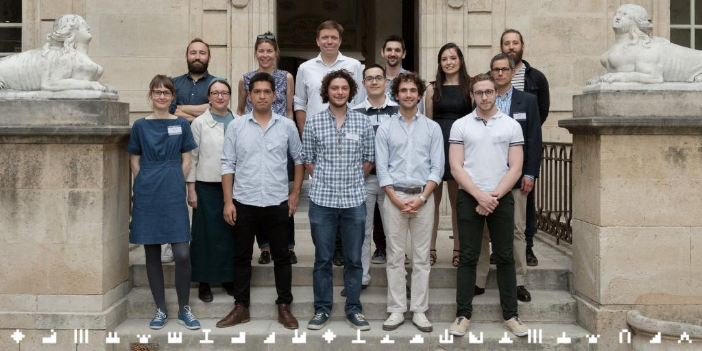 Faites connaissance avec les 8 #startup de la #DeuxièmePromotion ! 🚀 Bienvenue à @BryanThings, @ExploramaGames, @Foxie_app, #Intenscity, #OHz, @Picnic_paris, @PHYGITALES_FR et @LaReserve. 👉 lincubateurdupatrimoine.fr/Les-start-up/L…