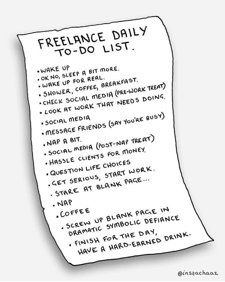 freelancer hashtag on Twitter