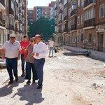 Image for the Tweet beginning: Ejecutada la urbanización de la