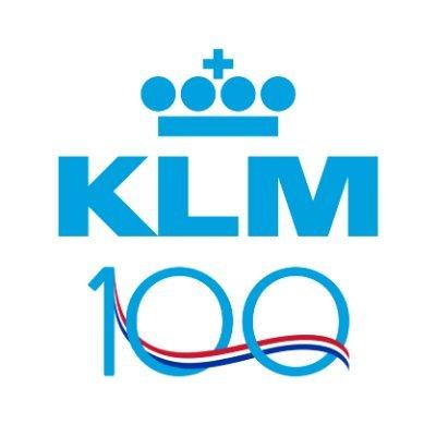 Resultado de imagen para 100 jaar KLM logo