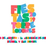 Image for the Tweet beginning: Fiestas de la Asunción de