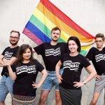 Image for the Tweet beginning: Grupa Stonewall organizuje w poniedziałek