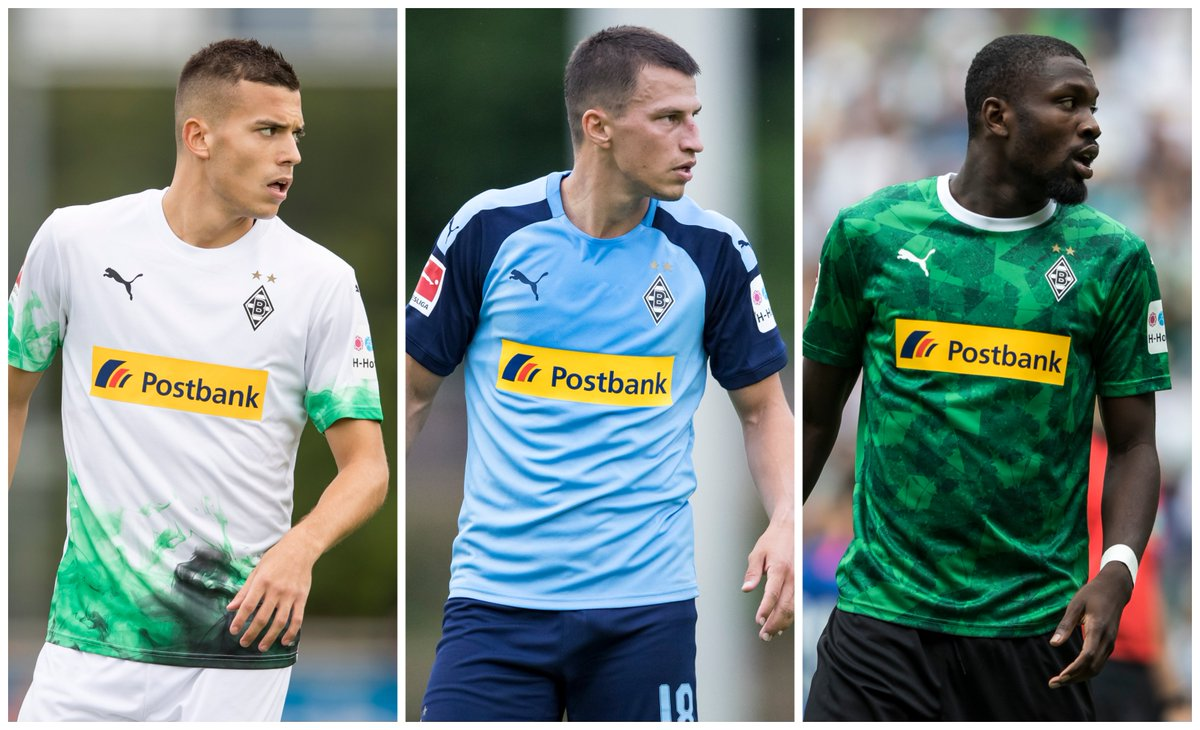 Gladbach On Twitter It S Not Easy Picking A Favourite Kit This Season Diefohlen