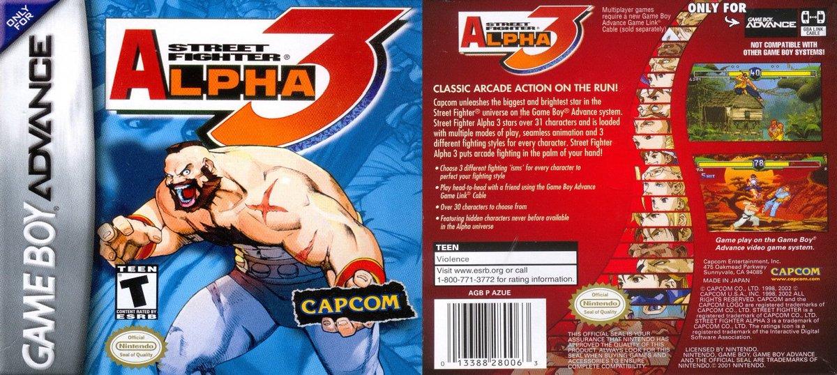 Retro Game Geeks على تويتر Street Fighter Alpha 3 Here S The