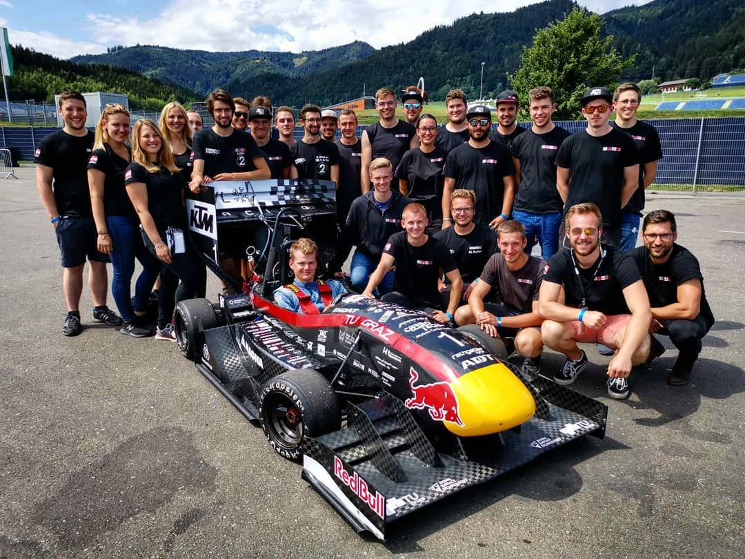 Congratulations to the @tugraz #Racing Team on the great results at