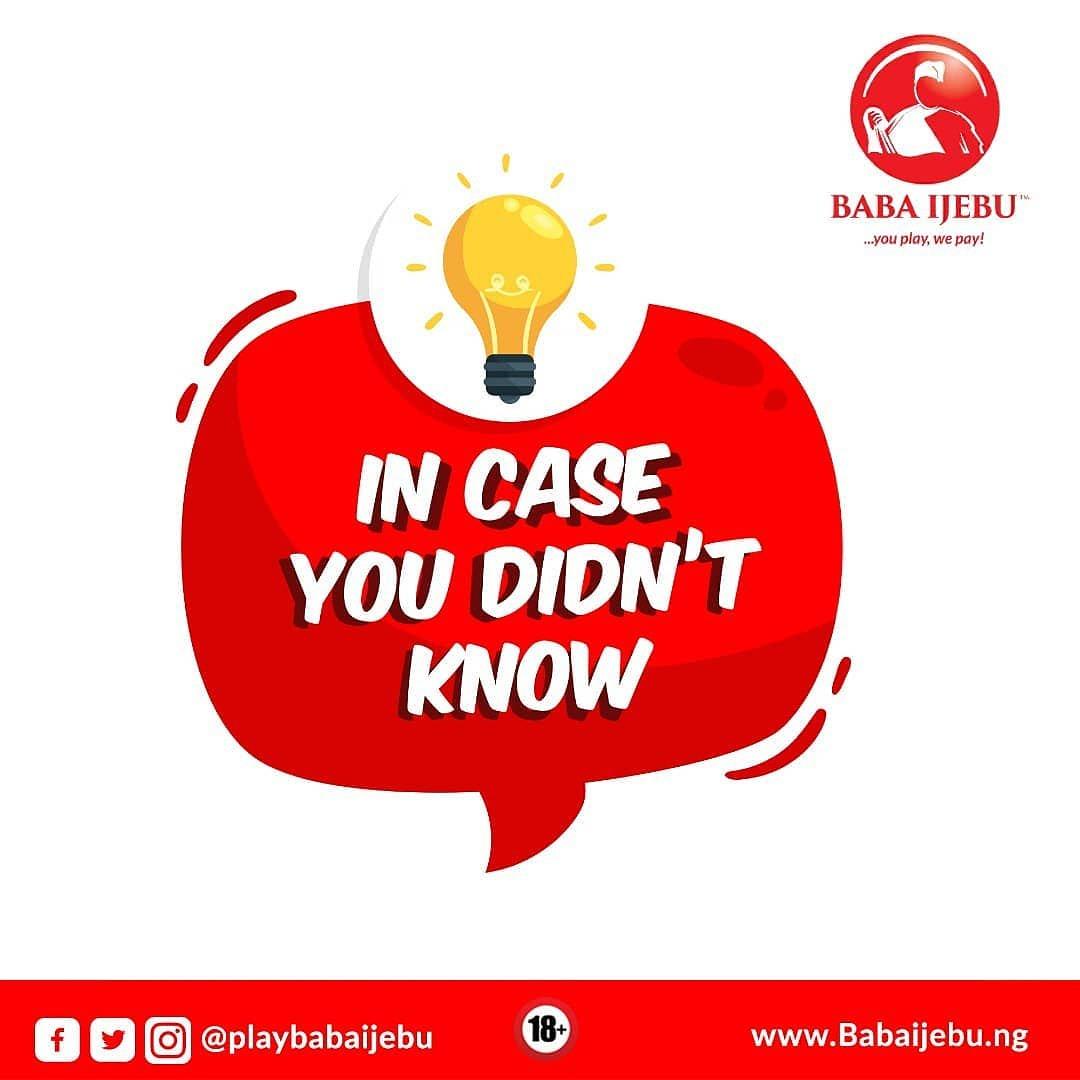 Baba Ijebu Past Result 2019